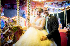 Merry-go-round Image by Matthew Williams-Ellis Photography