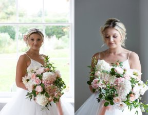 Bride at collaborative photo-shoot Image by Malthouse Photography